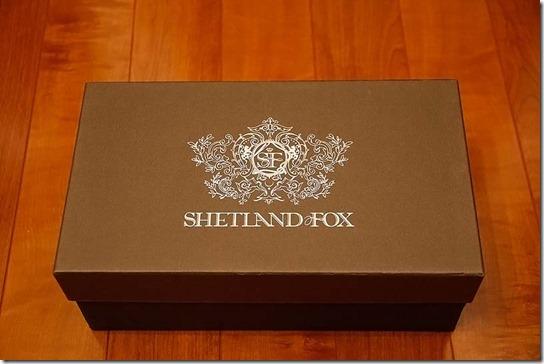 シェットランドフォックス靴箱
