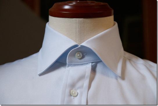 鎌倉シャツ、シャツの襟