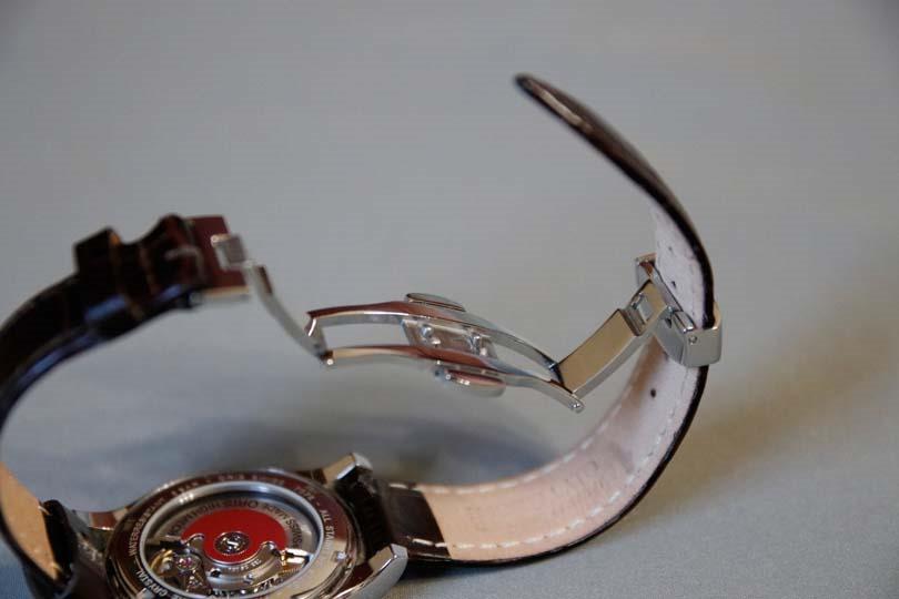 quality design 29996 635e1 腕時計が快適・安全になる「Dバックル」を考える | サラリーマン ...