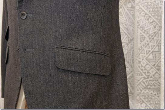 スラントポケット
