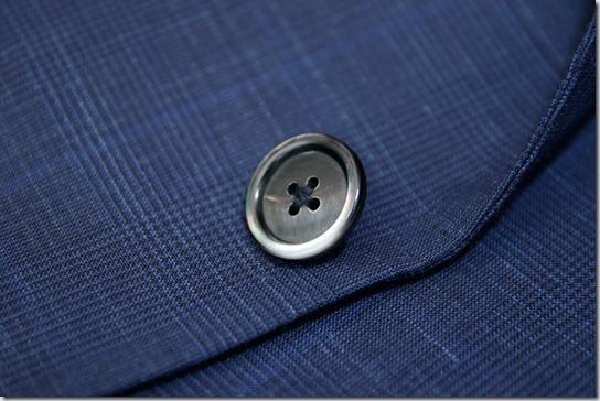 黒蝶貝のジャケット用ボタン
