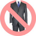 日本人が、会社にスーツを着ていくことの是非